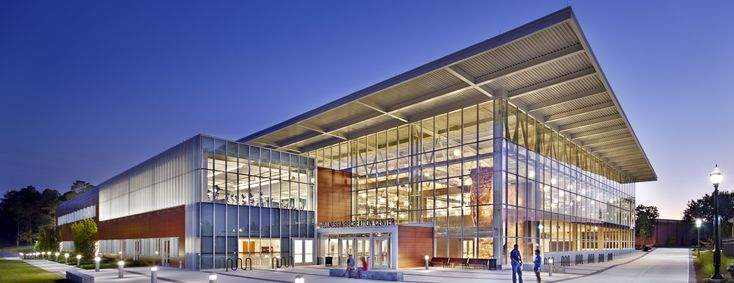 Georgia College & State University, Student Wellness & Recreation Center