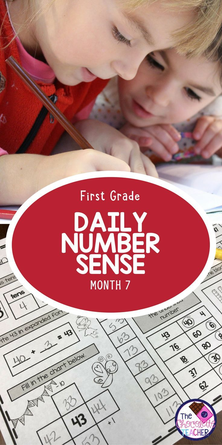 This is the 7th month in the series of Daily Number Sense for first graders. It includes 20 worksheet pages of daily practice and 2 math center activities.  This unit is perfect for an activity right after recess or at the beginning of the school day.  The activities are perfect for a math center during your guided math time.  Some of the skills covered in this unit are: place value, expanded form, skip counting, great than/less than, and more! These have been a game changer for my class!