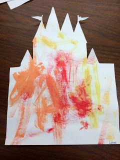 Preschool Ideas For 2 Year Olds: Fairy tale preschool projects for 2's  picture but no instructions