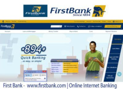 First Bank - www.firstbank.com | Online Internet Banking - Tecteem