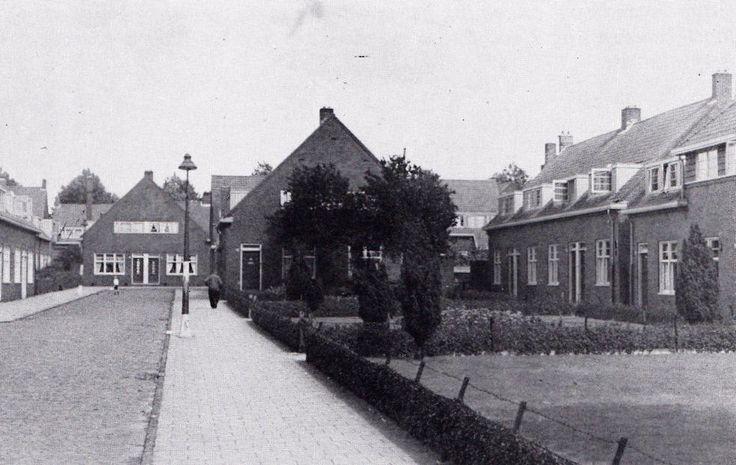Papaverstraat Enschede (jaartal: 1950 tot 1960) - Foto's SERC