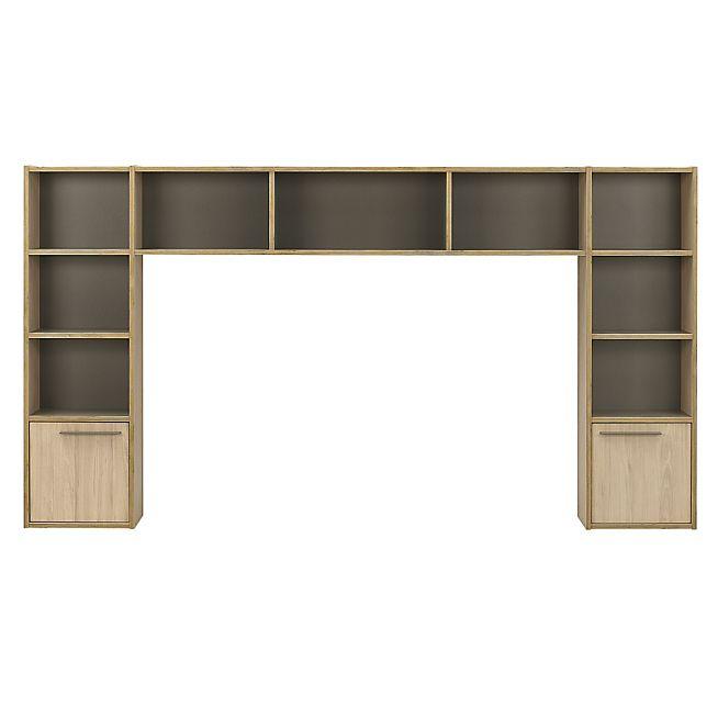 meuble pont pour lit 140 homeezy. Black Bedroom Furniture Sets. Home Design Ideas