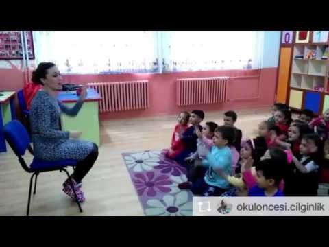 'Sar sar makarayı'parmak oyunumuz - YouTube