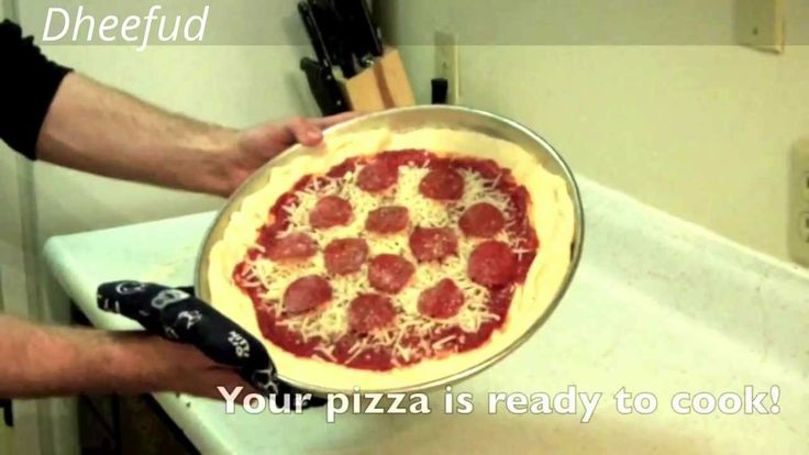 How Make Pizza
