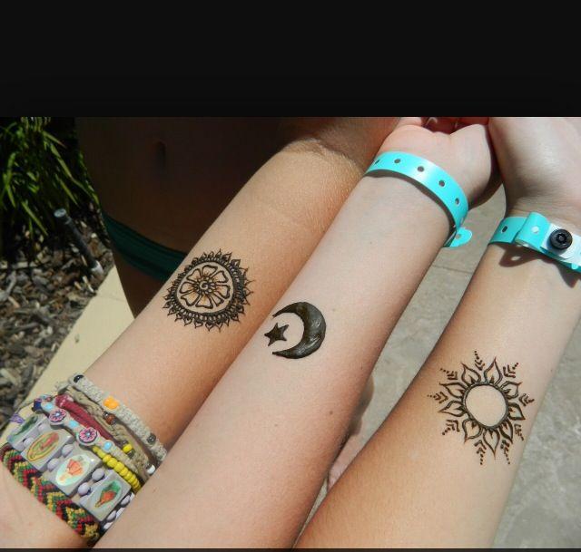 Boho tattoos ❤️