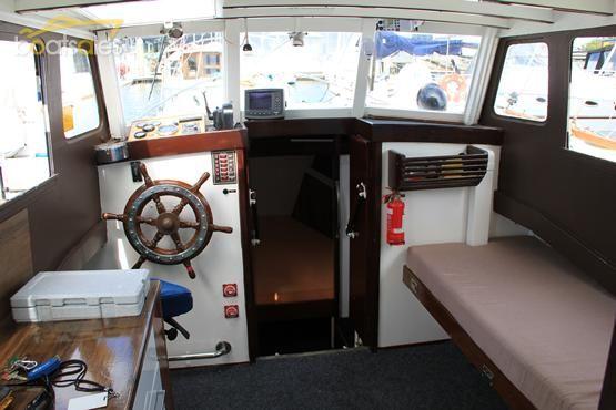 1967 Sharpie BAY CRUISER