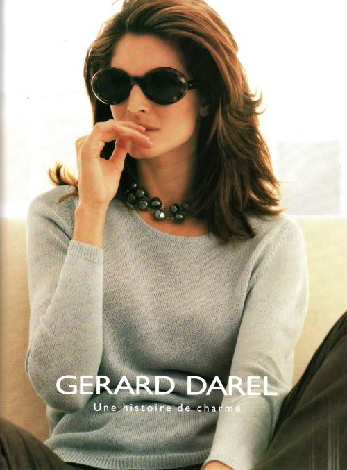 The death of Jackie Onassis in 1994 reverberated years after it happened as the world mourned the passing of a fashion icon. French label Gerard Darel (a brand French women love but you won't hear of in the US) referenced the former First Lady in this series of ads in 1998 — that was how pervasive Jackie's influence was. You may (or may not) know that when JFK and Jackie visited Paris when he was president, she won over the French by speaking their language impeccably and ...