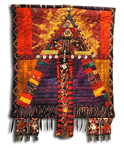 Ogun Pyramid, by Adriene Cruz