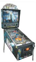 Addam's Family Pinball Machine