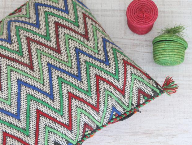 ethnic Berber cushion