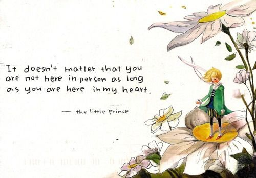 little prince friendship quotes