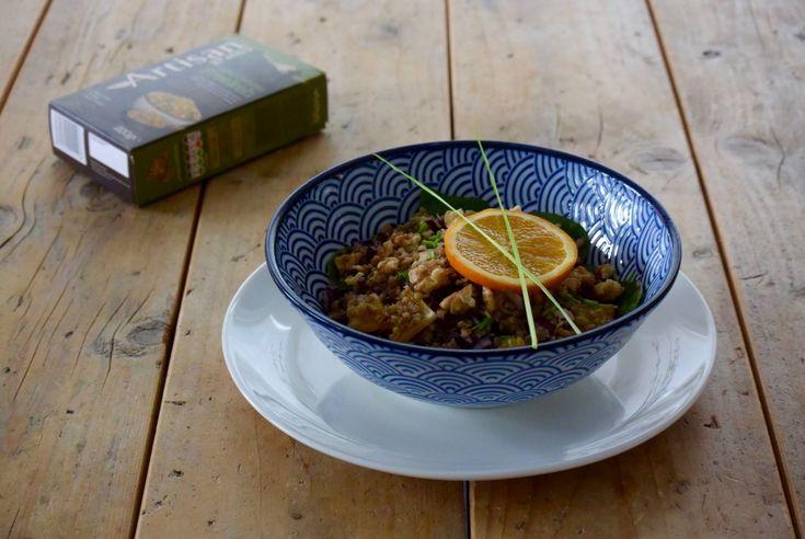 Vandaag deel ik een makkelijk recept voor een heerlijke maaltijdsalade met Freekeh en rode kool. In de maand januari ontstaan vaak de goede voornemens om gezond(er) te gaan eten. Een salade met Freekeh en rode kool past hier perfect tussen. Rode kool vond ik heel lang niet lekker omdat ik het eigenlijk alleen maar gekookt …