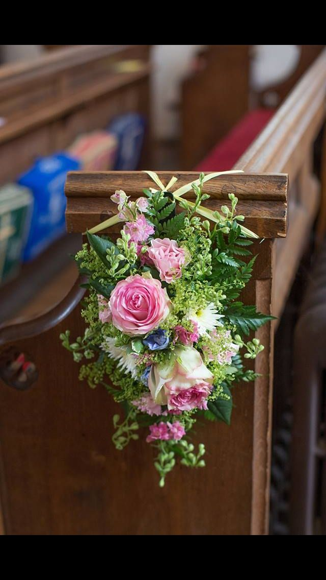 Pew Ends Wedding Ideas Pinterest Pew Markers