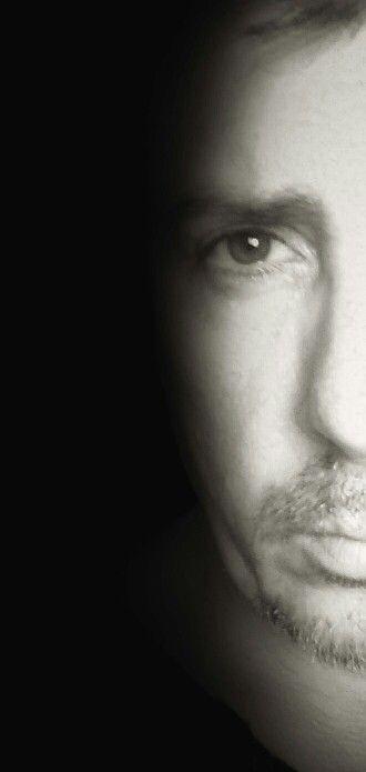 Hans faces....Dave Gaham