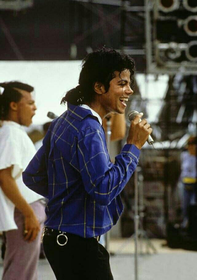 Michael Jackson Bad Tour Rehearsals