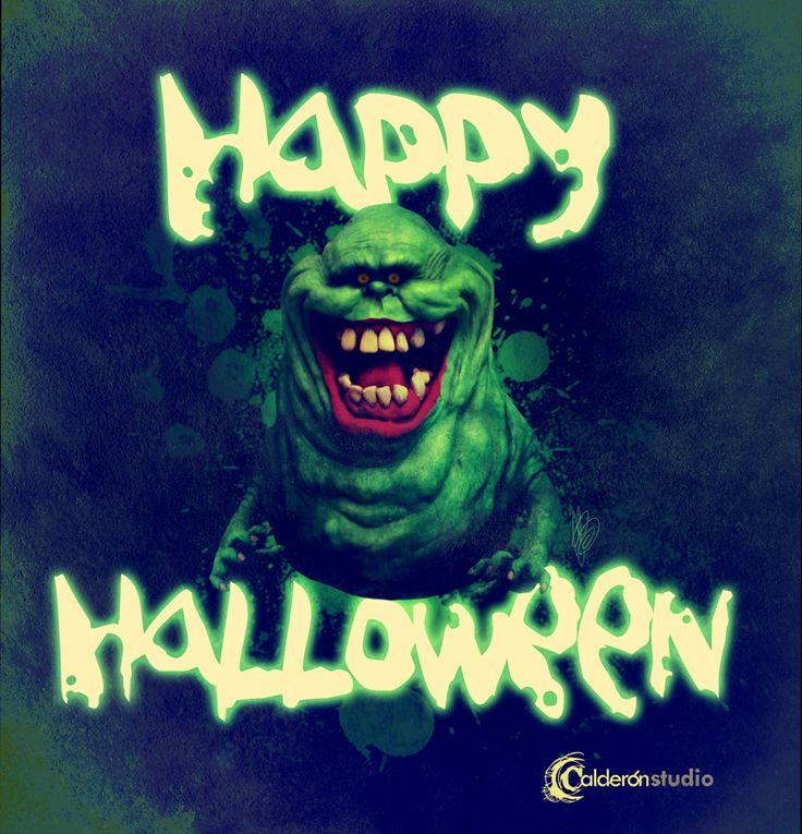 """""""Mi fantasma favorito"""" Ilustración promocional Halloween 2015"""