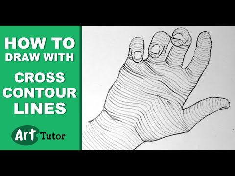 Learn how to draw with cross contour lines in this quick lesson by ArtTutor's Phil Davies. This lesson will help you quickly understand the structure of the ...