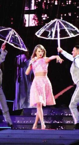 Get The Look: Taylor Swift 1989 Tour Costumes