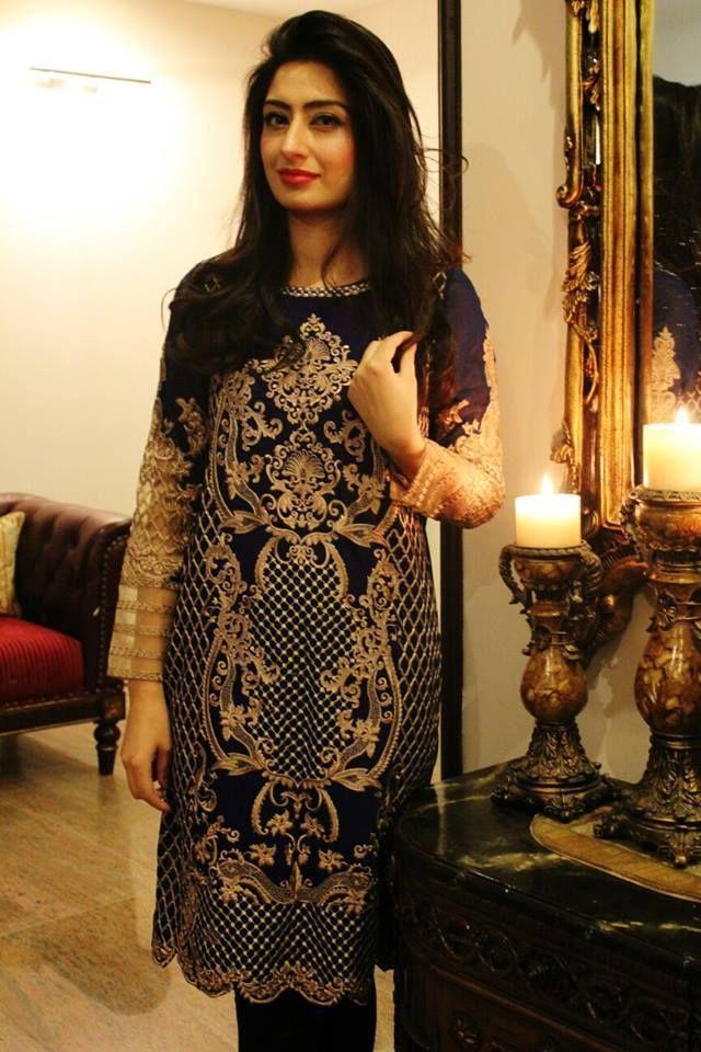 Rani Emaan Winter Khaddar Pret Collection 2016 Designer Dresses (8)