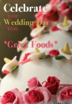 Wedding cake dengan 5 susu