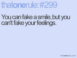 fake smile quote