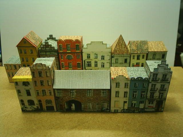 118 Besten Paper House Bilder Auf Pinterest