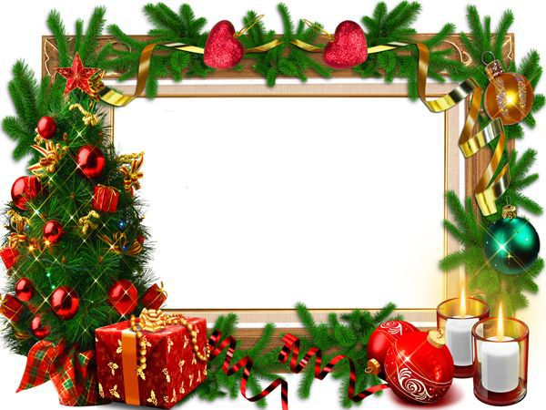 62 best christmas borders/card images on Pinterest