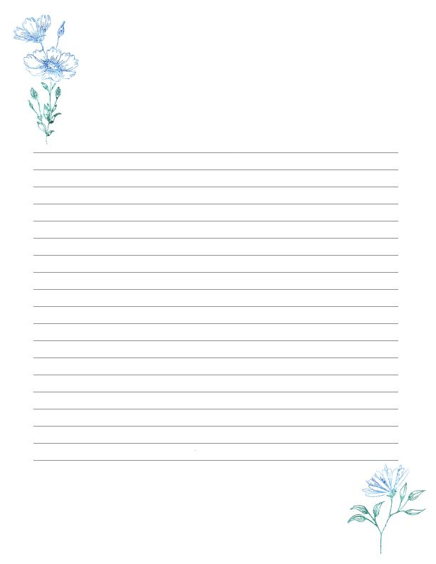 Printable Digital Writing Paper A4 8 5x11 Lined And Etsy In 2021 Writing Paper Printable Writing Paper Printable Stationery Printable Lined Paper