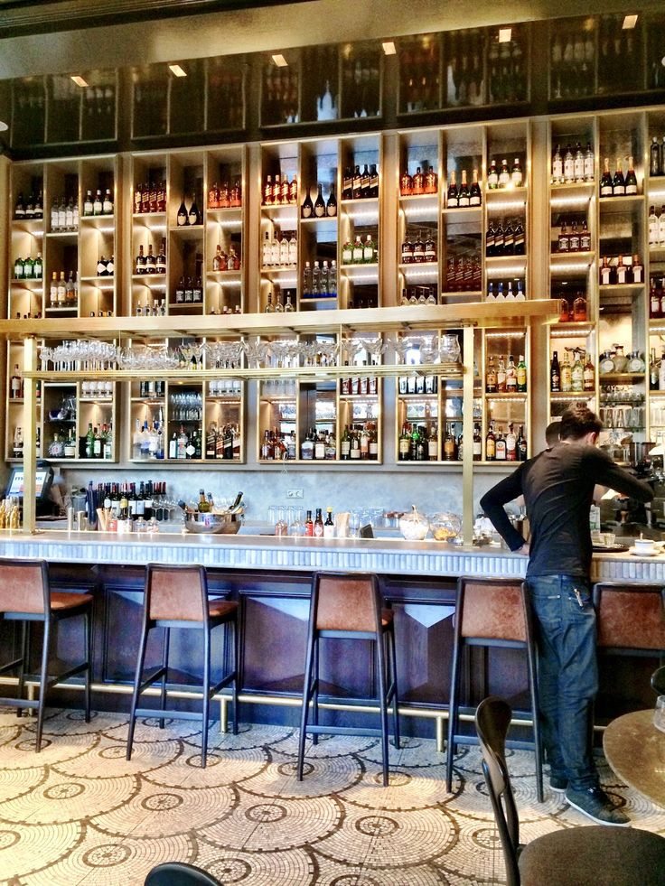 Cafe And Bar Design