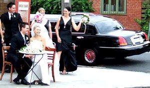 Silver Service Wedding Cars
