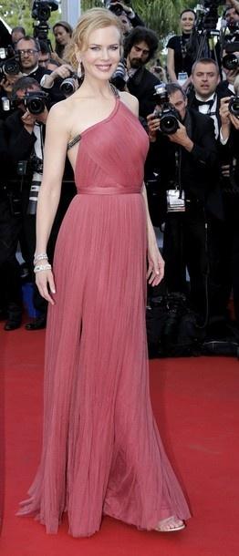 """Festival de Cannes 2012. Premiere de """"The Paperboy"""" con Nicole Kidman by Lanvin"""