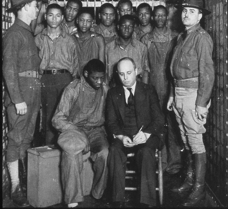 Black Then | The Case of the Scottsboro Boys [VIDEO]. On March 26th, 1931, nine black youths riding a freight train, were arrested in Scottsboro, Alabama, after being falsely accused of raping two white women. After nearly being lynched, the Scottsboro Boys were brought to trial.