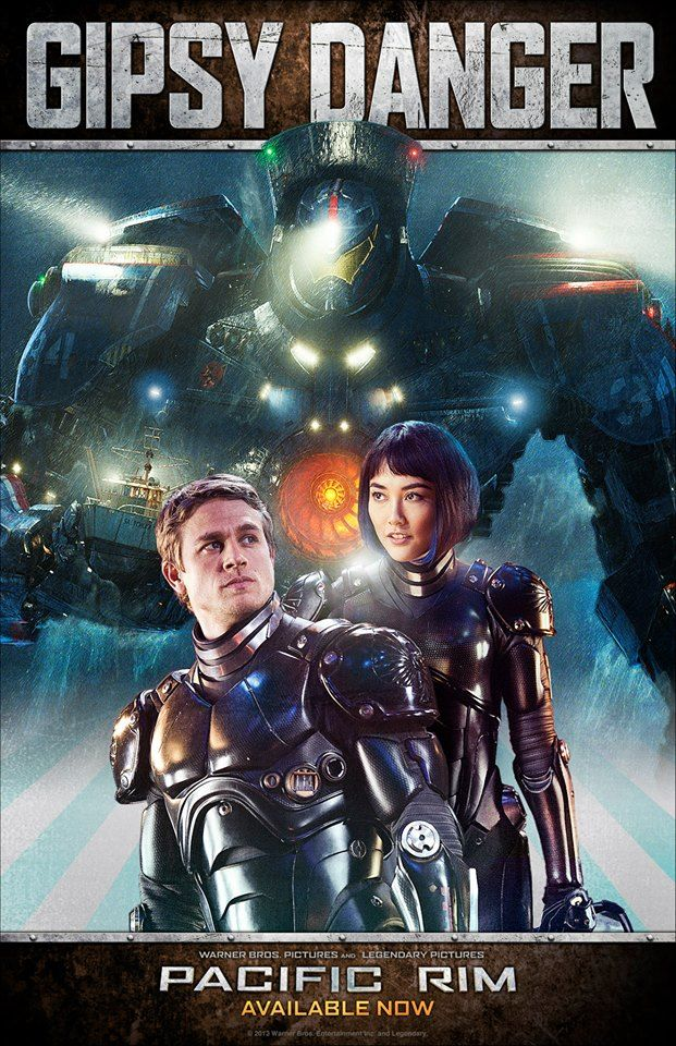 69 best ideas about Pacific Rim on Pinterest | Robot ... Pacific Rim Gipsy Danger Poster