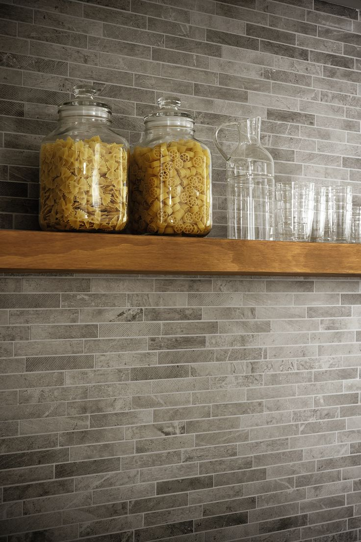 Glass stone mosaic kitchen backsplash photo marazzi pictures to pin on - Blend Satin Finish Stone Look Floor Tiles Marazzi
