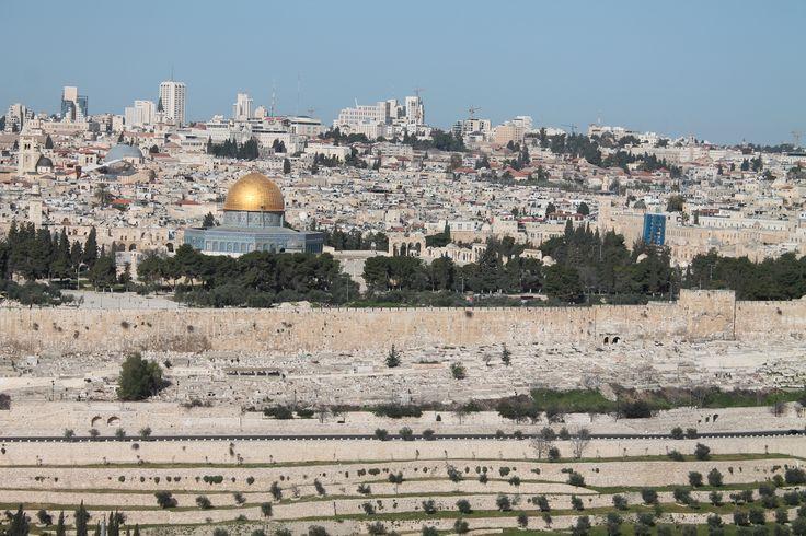 Jeruzalem / Israel / City