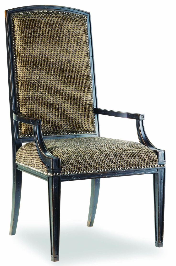 Willow upholstered dining chair narrow willow solid oak dining chair - Sanctuary Mirage Arm Chair By Hooker Furniture Hooker Furniturearm Chairsdining