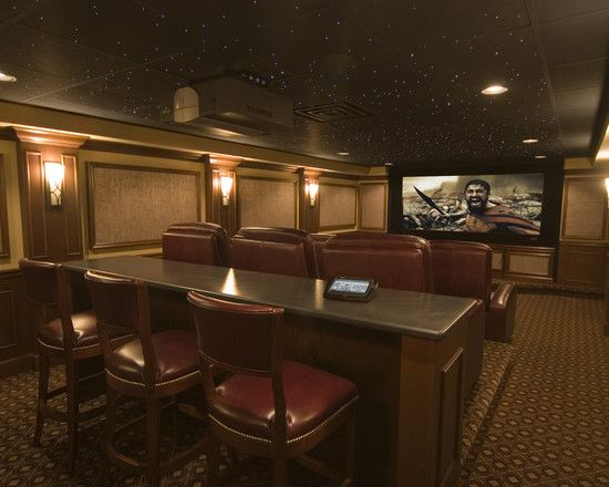 25 best ideas about home theater design on pinterest - Basement home theater design ideas ...