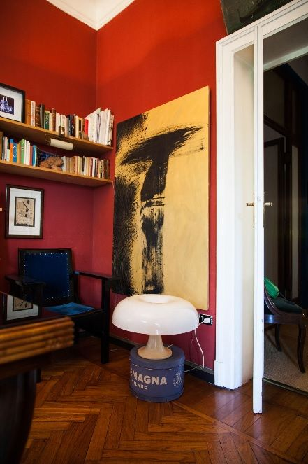 #Nesso table lamp #design Giancarlo Mattioli & Gruppo Architetti Urbanisti Città Nuova