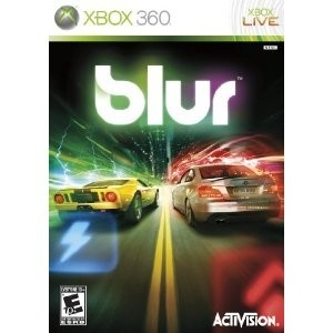Product DescriptionBlur is the ultimate powered-up racing experience, dropping you into electrified action with a mass of cars targeting the finish line and battling each other as they trade paint in both single player and multiplayer action. Travel the globe from L.A. and San Francisco to Spain, the UK and more to take on the best the streets have to offer. Utilize an arsenal of power-ups like nitro speed boosts, shock attacks, defensive shields, and landmines to beat your r