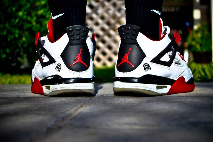 """Mars"" Air Jordan Retro 4. Jordan, all day. :)"