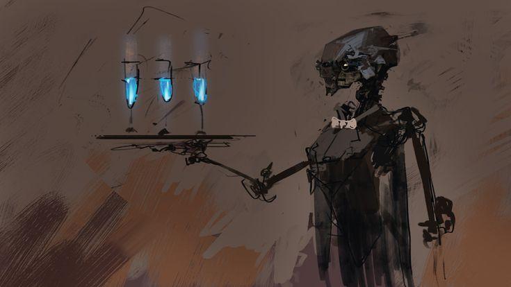 Goodnight-cyberpunk by adamdawidowicz.deviantart.com on @DeviantArt