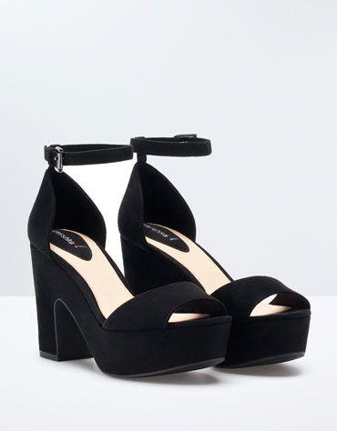 Bershka Portugal -Sapatos -Calçados -Bershka