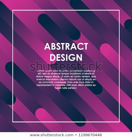 Vector abstract design background with colorful gradient technology theme