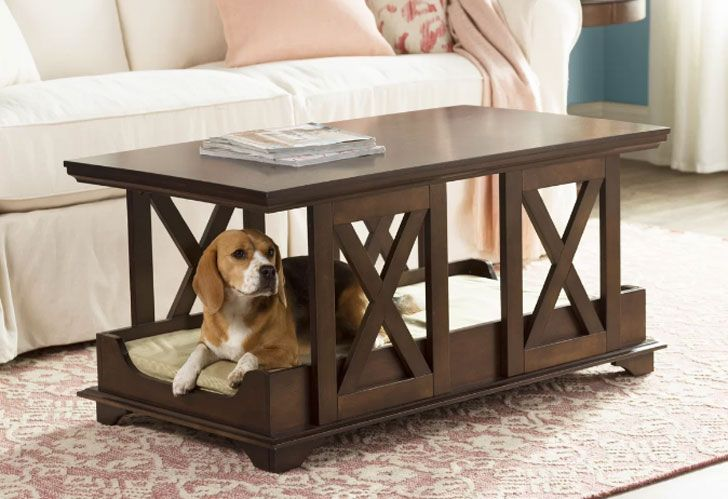 Coffee Table Dog Bed Unique Dog Beds Coffee Table Dog Bed Dog