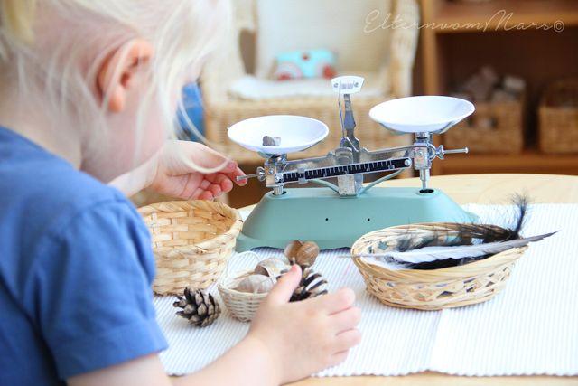 Eltern vom Mars: Montessori Aktivitäten für zu Hause - Schwer oder leicht?
