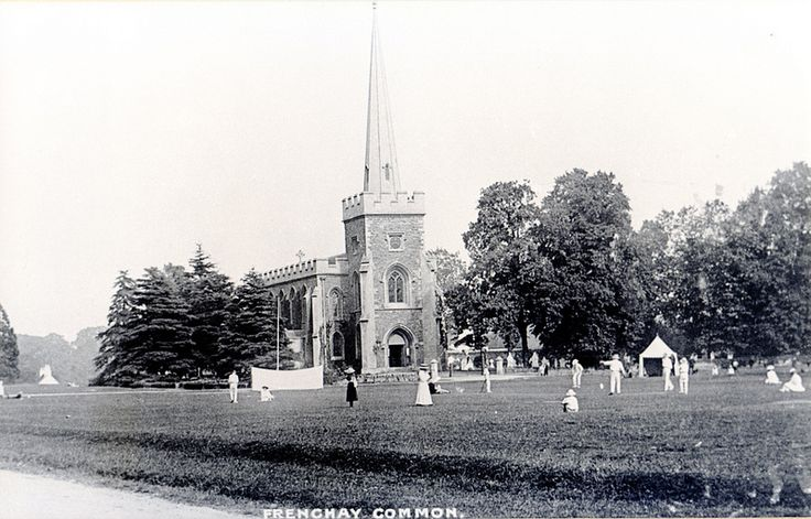 Frenchay Common, South Gloucestershire