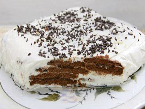 Рецепт десерта на английском языке