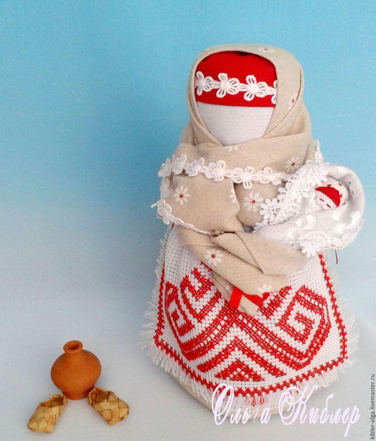 Народная кукла Приглашение младенца в семью -для семьи желающей ребенка
