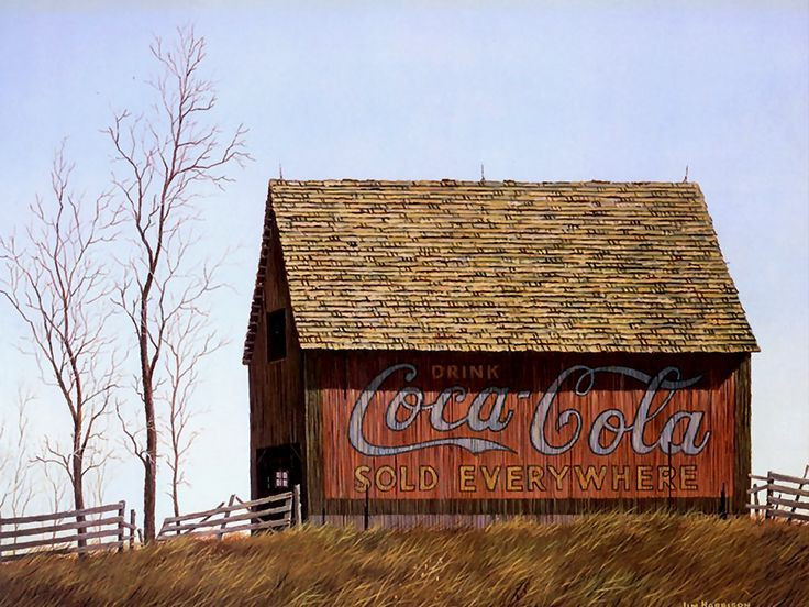 Image result for logo painted on barns