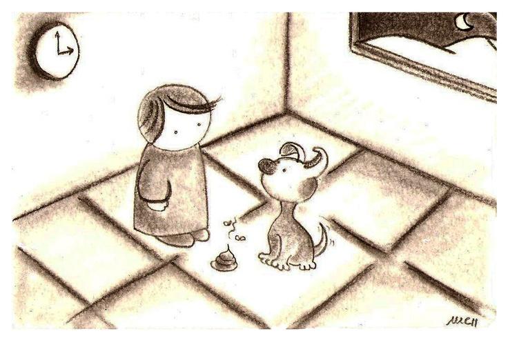 http://larsoniana.blogspot.it/2011/11/il-mio-cane-peloso.html